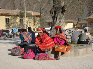 Luxury christmas Peru tour