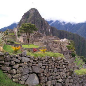 machu picchu in the land of the incas