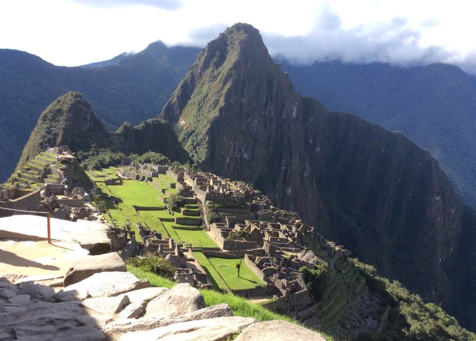 Welcome to the Land of the Incas